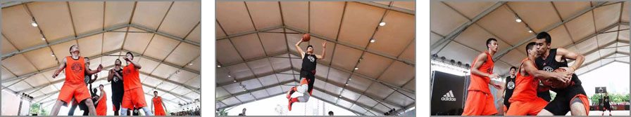 Indoor basketball court price covered basketball gym for Indoor sport court dimensions