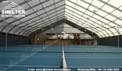 49 SHELTER 40 x 100m TFS Structures - Indoor Tennis Courts - Tennis Court Construction