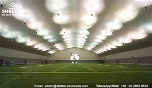 50 SHELTER Indoor Football Field - Soccer Court_Jc