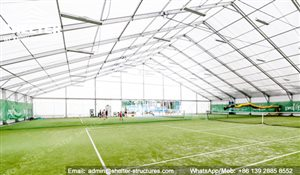 52 SHELTER Indoor Football Field - Soccer Court_Jc