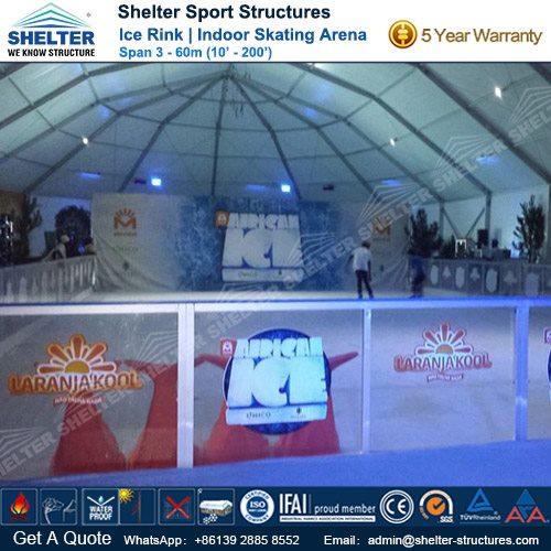 SHELTER Ice Arena - Skating Rink - Ice Hockey Hall - Public Skating Center -7