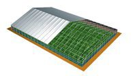 SHELTER Sports Tent - Football Field Canopy - Indoor Soccer Court with Full Facility - Football Court Design