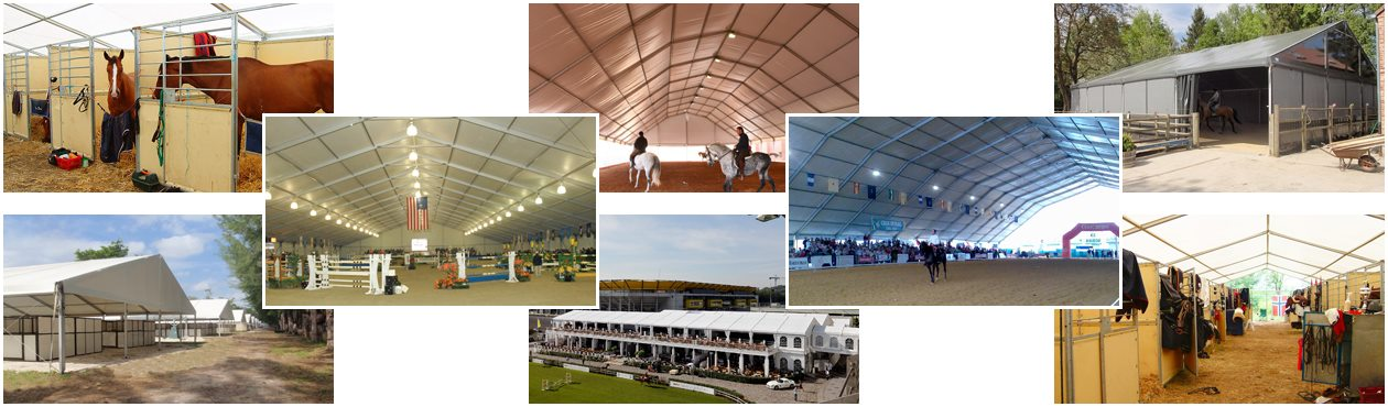 Shelter Indoor Metal Horse Arena - Covered Riding Arena for Sale - Dressage Arena - Built Equestrian Arena_Jc