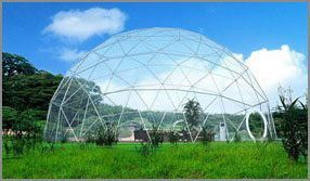 Dia. 20m - SHELTER Fitness Center - Sports Complex - Exercise Gym Club - Small Gym Room - Sport Dome