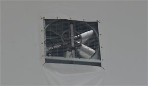 Exhaust Fan for Sports Tent