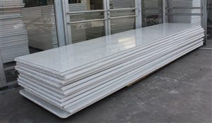 Sandwich Panel for Sports Tent Structures