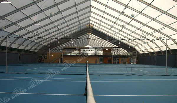 93 Shelter Tennis Court Construction Indoor Structures Sports Tent